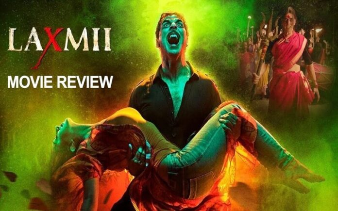लक्ष्मी ( फिल्म समीक्षा )